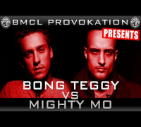 BMCL PROVOKATION: BONG TEGGY VS MIGHTY MO | AM 17.12.2014 - LIVE (ANSAGE)