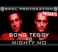BMCL PROVOKATION: BONG TEGGY VS MIGHTY MO | AM 17.12.2014 - LIVE (ANSAGE)
