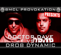 BMCL PROVOKATION: DOKTOR DAVE VS DROB DYNAMIC | AM 01.04.2015 - LIVE (ANSAGE)