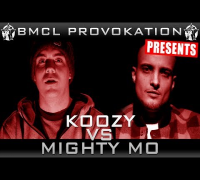 BMCL PROVOKATION: KOOZY VS MIGHTY MO | AM 05.02.2014 - LIVE (ANSAGE)