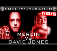 BMCL PROVOKATION: MERLIN VS DAVIE JONES | AM 18.03.2015 - LIVE (ANSAGE)