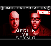 BMCL PROVOKATION: MERLIN VS SSYNIC | AM 03.12.2014 - LIVE (ANSAGE)