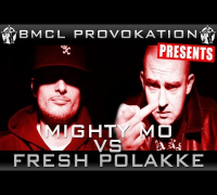BMCL PROVOKATION: MIGHTY MO VS FRESH POLAKKE | AM 04.06.2014 - LIVE (ANSAGE)