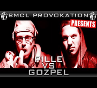 BMCL PROVOKATION: PILLE VS GOZPEL | AM16.04.2014 - LIVE (ANSAGE)