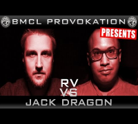 BMCL PROVOKATION: RV VS JACK DRAGON | AM 15.10.2014 - LIVE (ANSAGE)