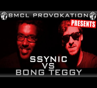 BMCL PROVOKATION: SSYNIC VS BONG TEGGY | AM 03.09.2014 - LIVE (ANSAGE)