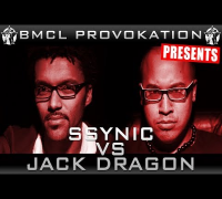 BMCL PROVOKATION: SSYNIC VS JACK DRAGON | AM 07.05.2014 - LIVE (ANSAGE)