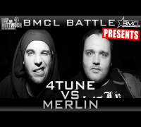 BMCL RAP BATTLE: 4TUNE VS MERLIN (BATTLEMANIA CHAMPIONSLEAGUE)