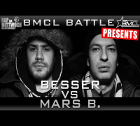 BMCL RAP BATTLE: BESSER VS MARS B. (BATTLEMANIA CHAMPIONSLEAGUE)