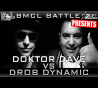 BMCL RAP BATTLE: DOKTOR DAVE VS DROB DYNAMIC (BATTLEMANIA CHAMPIONSLEAGUE)