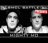 BMCL RAP BATTLE: KOOZY VS MIGHTY MO (BATTLEMANIA CHAMPIONSLEAGUE)