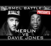 BMCL RAP BATTLE: MERLIN VS DAVIE JONES (BATTLEMANIA CHAMPIONSLEAGUE)