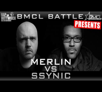 BMCL RAP BATTLE: MERLIN VS SSYNIC (BATTLEMANIA CHAMPIONSLEAGUE)