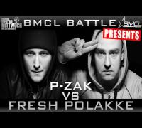 BMCL RAP BATTLE: P-ZAK VS FRESH POLAKKE (BATTLEMANIA CHAMPIONSLEAGUE)