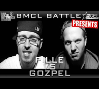 BMCL RAP BATTLE: PILLE VS GOZPEL (BATTLEMANIA CHAMPIONSLEAGUE)