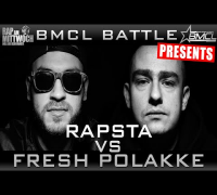 BMCL RAP BATTLE: RAPSTA VS FRESH POLAKKE (BATTLEMANIA CHAMPIONSLEAGUE)