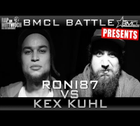 BMCL RAP BATTLE: RONI 87 VS KEX KUHL (BATTLEMANIA CHAMPIONSLEAGUE)