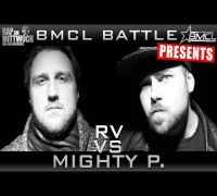 BMCL RAP BATTLE: RV VS MIGHTY P. (BATTLEMANIA CHAMPIONSLEAGUE)