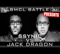 BMCL RAP BATTLE: SSYNIC VS JACK DRAGON (BATTLEMANIA CHAMPIONSLEAGUE)