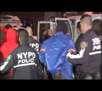 Bobby Shmurda & Others Led Out Precinct After Being Arrest