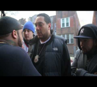 Bodega Bamz (aka) Peoples Hernandez VS NYPD starring Cipha Sounds