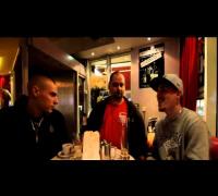 Bosca & Johnny Pepp - Fanfrageninterview - Willkommen im Niemandsland 2