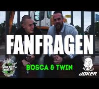BOSCA & TWIN (MHMW Fanfragen) über Stadionbesuche, Freunde von Niemand, Alkoholprobleme,  ...