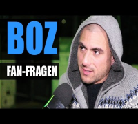 BOZ Fan Fragen: Azad, Nate57, Xatar, Banger, Gillette Abdi, Hanybal, Alpa Gun, Pa Sports, Kurdo