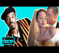 Brad Pitt & Angelina Jolie Get Married!   André 3000 Battling Depression - ADD Presents: The Drop