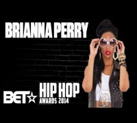 "Brianna Perry Speaks On ""Producer Of The Year"" Award At The 2014 BET Hip-Hop Awards"