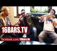 """BSH (Bass Sultan Hengzt) im Interview zu """"Endlich Erwachsen"""" (16BARS.TV)"""