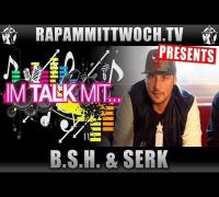 """B.S.H. & Serk IM TALK MIT Beety Rap über das neue Album """"Endlich erwachsen"""" (INTERVIEW)"""