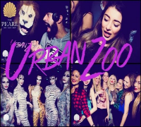 "B.S.H - ""URBAN ZOO"" GRAND OPENING - Jeden Freitag ab 23 Uhr im ""The PEARL"""