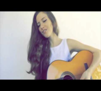 Burn - Ellie Goulding (Cover By Valentina Scheffold)