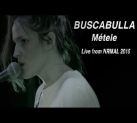 "Buscabulla performs ""Métele"" at NRMAL"