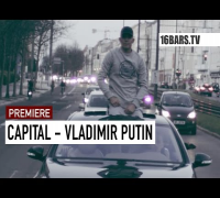 Capital - Vladimir Putin // prod. by Hijackers (16BARS.TV PREMIERE)