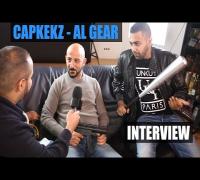 CAPKEKZ & AL-GEAR INTERVIEW: Capoera, Eko, Kay One, Milfhunter, Tour, Farid Bang, Summer Cem, Tipico