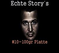 Cashmo - Echte Storys #10 - 100 gr Platte