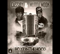 Cassidy Ft. Murder Mook - Boyz In The Hood (Prod. By Dolla Bill Kidz) 2015 New CDQ Dirty NO DJ