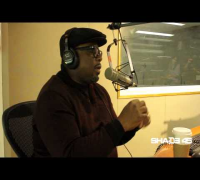 CEDRIC THE ENTERTAINER vs DJ WHOO KID on the WHOOLYWOOD SHUFFLE