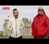 Celo & Abdi - Akupunktur [JUICE TV Interview]