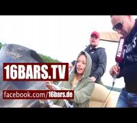 Celo & Abdi und Visa Vie auf einem Grillboot (16BARS.TV)