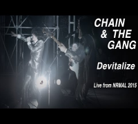 "Chain & The Gang perform ""Devitalize"" at NRMAL"