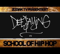 Chakuza & Raf Camora feat. Joshi Mizu - School Of HipHop #2 (DEEJAYING)