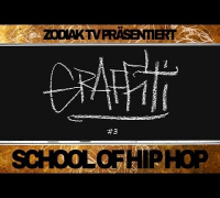 Chakuza & RAF Camora feat Joshi Mizu - School of HipHop #3 (GRAFITTI)