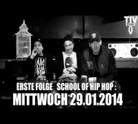 Chakuza & RAF Camora feat Joshi Mizu - School of HipHop (Trailer)
