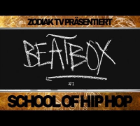 Chakuza & RAF Camora - SCHOOL OF HIPHOP #1 (BEATBOXEN)