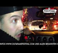 CHAKUZA & RAF CAMORA - SHOUT - OUT4FAME FESTIVAL 2014