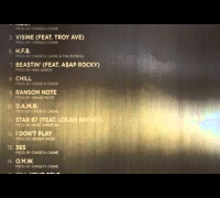 Chase N. Cashe - Line of Fire - CHARM (official)