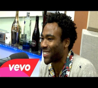 "Childish Gambino Interview At The Breakfast Club Power 105.1 ""Said He Wants To Be White"""